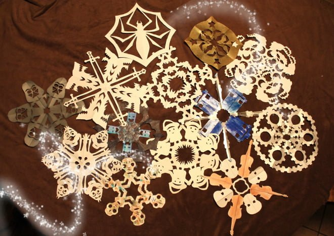 snowflake patterns u2013 geekmom